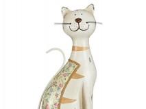 Figura Gato Resina