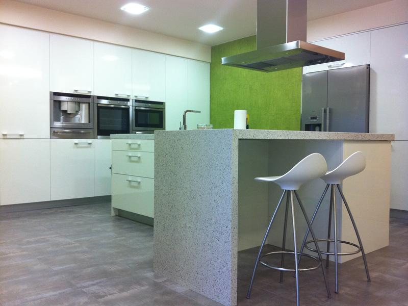 Integraci n de una cocina comedor sal n for Cocina y salon integrados